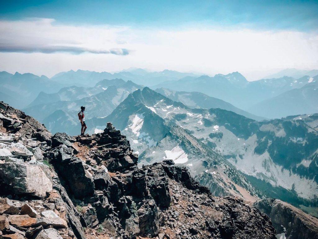 Black Peak, North Cascades Credit: Tiare Vincent